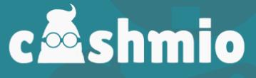 Cashmio Free Spins