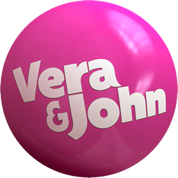 Vera & John Casino – 20 free spins no deposit required!